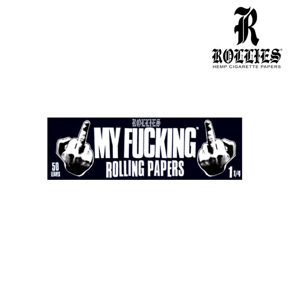 My Fucking Rolling Papers - Infyniti Scales