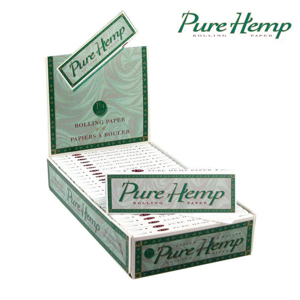 Pure Hemp Cigarette Papers - Infyniti Scales
