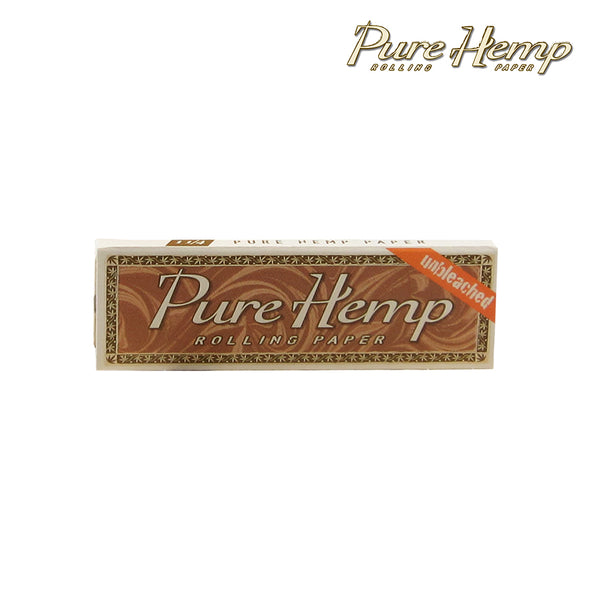Pure Hemp Unbleached Cigarette Papers - Infyniti Scales