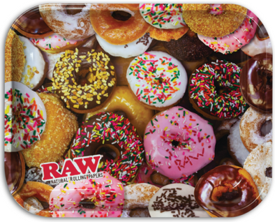 RT1021: DONUT TRAY, RAW LARGE - Infyniti Scales