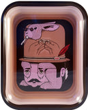 RT1028: RAW ROLLING TRAY AND MAGNET COVER - ARTIST SERIES: JEREMY FISH - Infyniti Scales