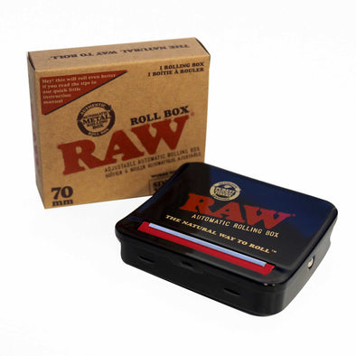 Raw Auto Roll Box