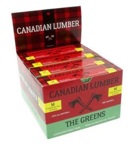 CANADIAN LUMBER Brand- The Greens cones