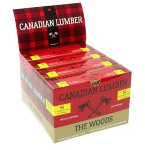 Canadian Lumber Brand- The Woods Cones