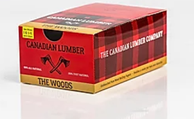 CANADIAN LUMBER Brand- The Woods 1 1/4