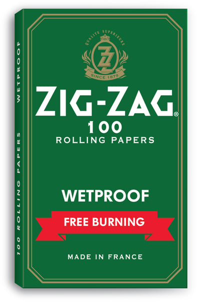 Zig Zag Wetproof Cigarette Papers