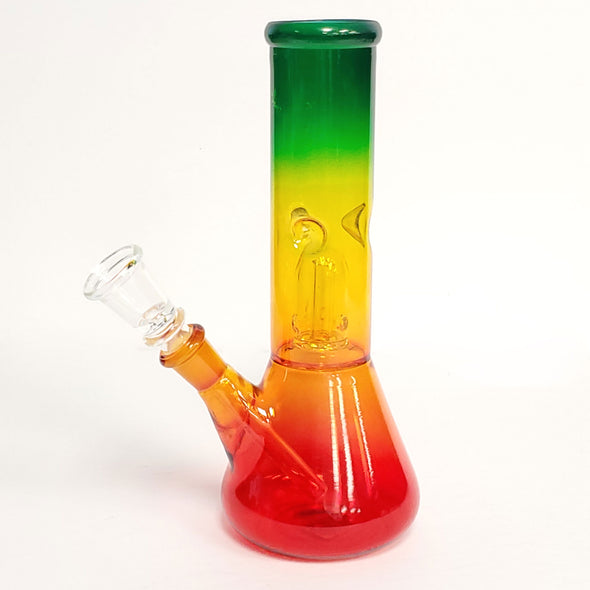 "8"" Water Pipe with Ice Catcher and Splashguard"
