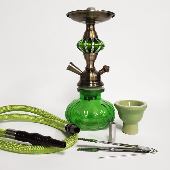 Glass Single Hose Hookah