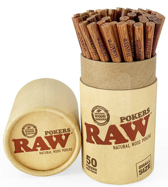 Raw Wood Poker