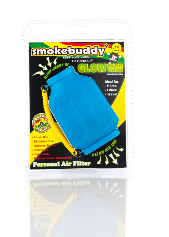 Smokebuddy Junior Glow in the Dark - Personal Air Filter
