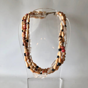 Cameo Shell Necklace
