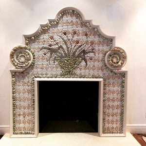 Custom Fireplaces and Panels