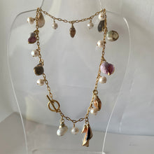 Delicate Shell Charm Necklace