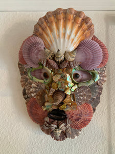 Scaramouche Shell Mask