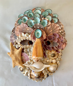 La Ruffiana Shell Mask