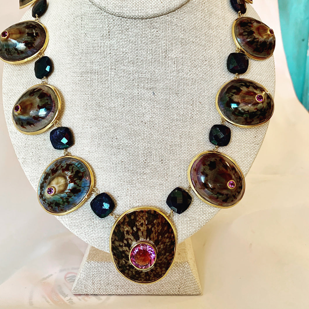 Limpet Necklace Like Never Before