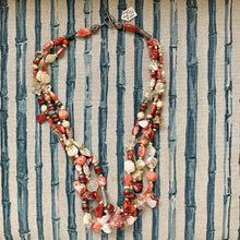 Spondilius, Antique Coral Necklace