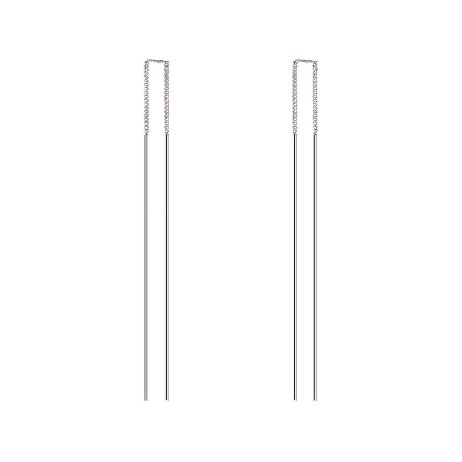 Lola | 'Long Bar' Earrings