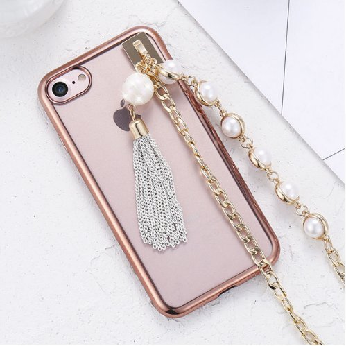 'Pearl Necklace' | Phone Case  (iPhone 7 , 7 Plus, 6 6s, 6 6s Plus)