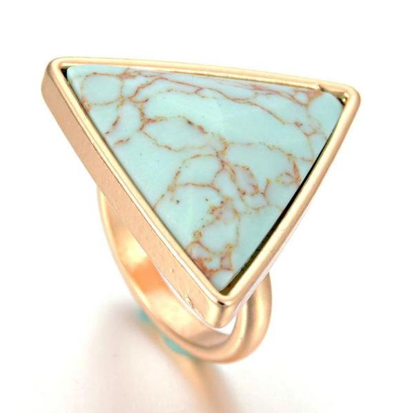Tess | Triangle Ring