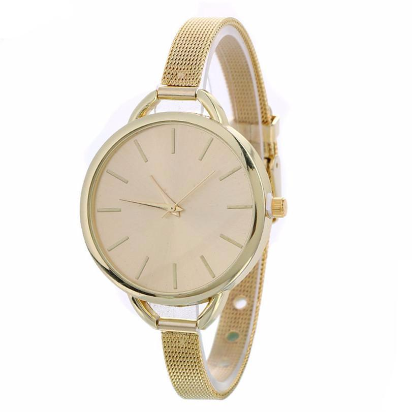 Maren | Mesh Band Watch