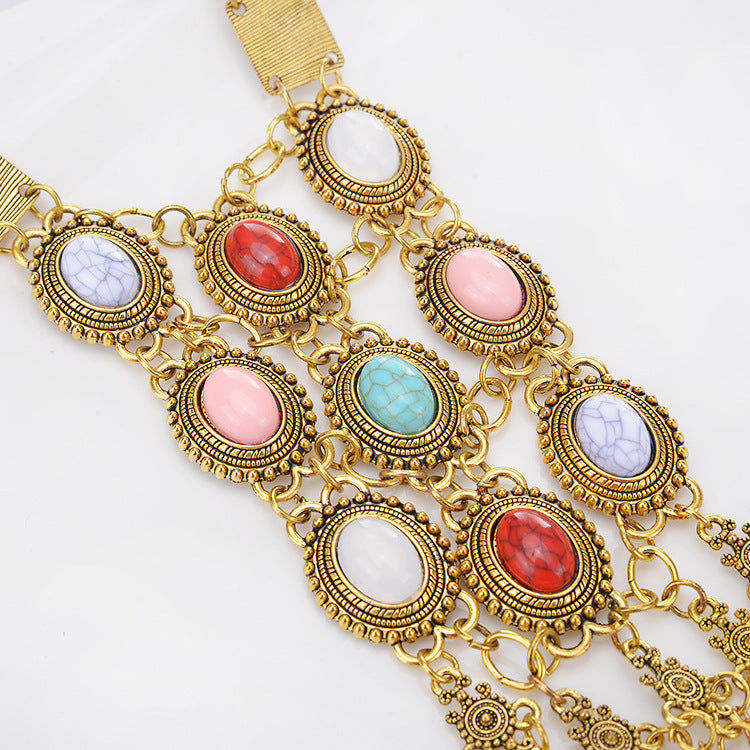 Badullah | Bohemian Statement Necklace