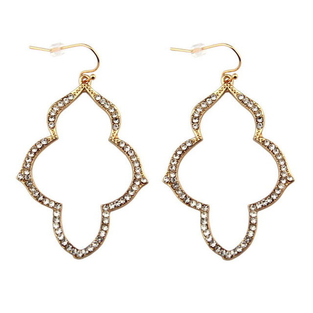 Aalia | Arabesque Earrings