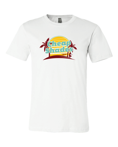 Cheap Shades T-shirt White
