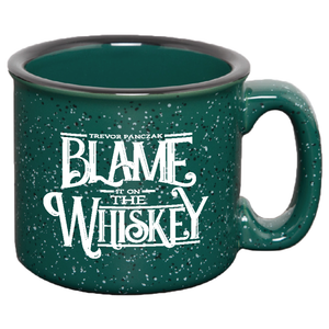 Blame it on the Whiskey Mugs
