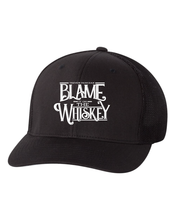 Blame It On The Whiskey snapback