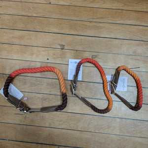 Autumn Ombre Rope Collar