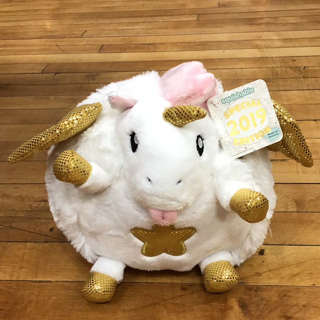 Mini Squishable Magical Unicorn