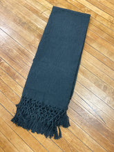 Russett Macrame Throw