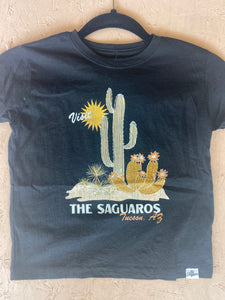 The Saguaros Kid Tee