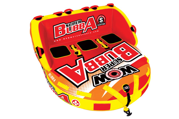 Super Bubba tubes Wow