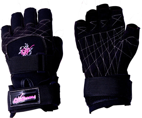 Ladies 3/4 Finger Gloves