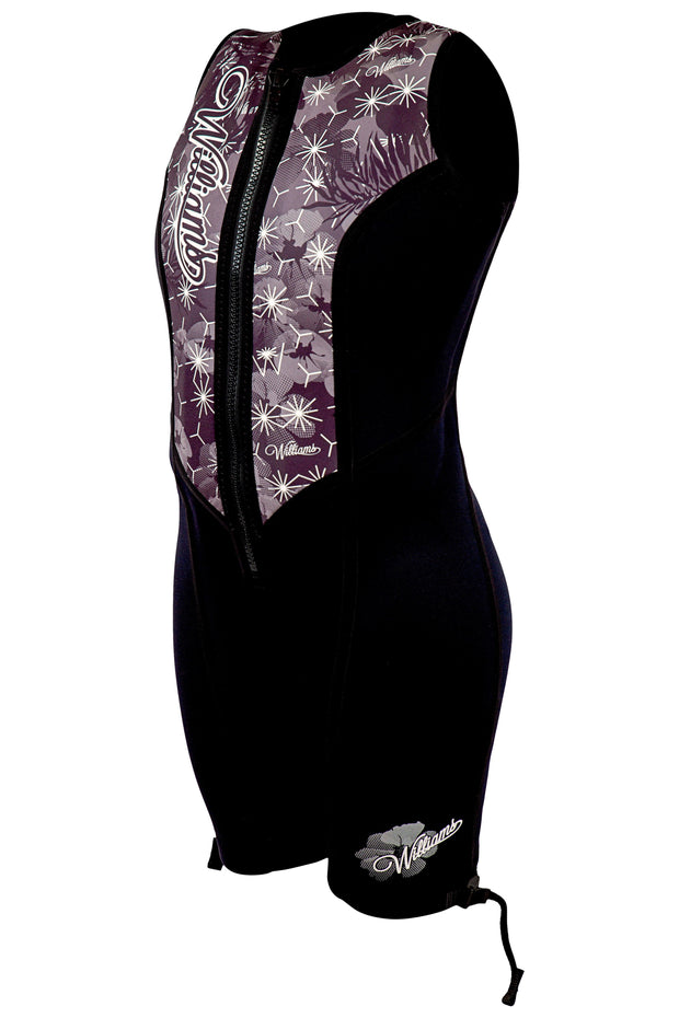 Ladies Comp Barefoot Suit