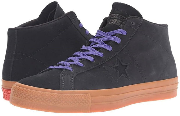 CONS ONE STAR PRO LTHR MID