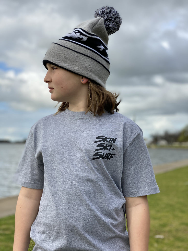 Skin Ski Yarra Tee Kids Clothing - Kids Skin Ski + Surf
