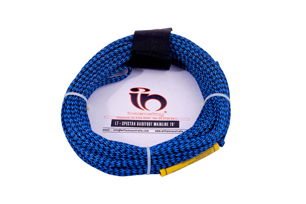 70' Core Mainline With Fly High Connector ropes Von Zipper