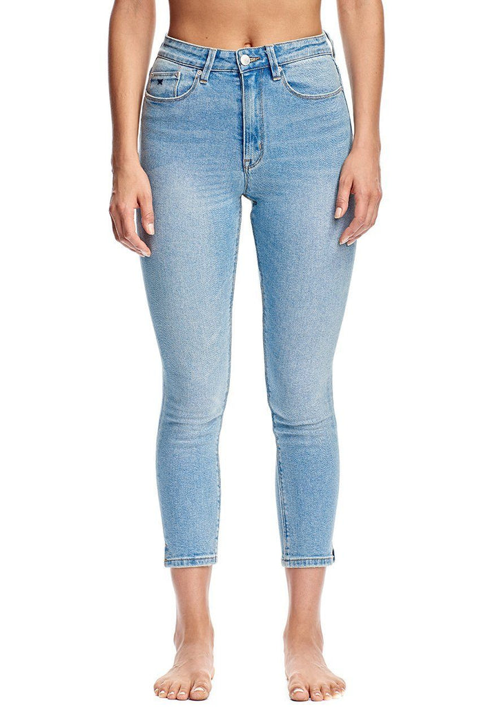 HARRYS HI CROP 76 VINTAGE jeans womens RES Denim 76 VINTAGE 27