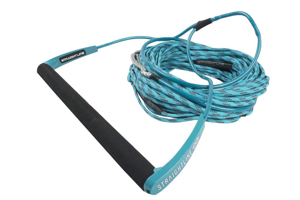 Melo Package Watersports - Ropes And Handles - Wake Ropes Straightline Teal