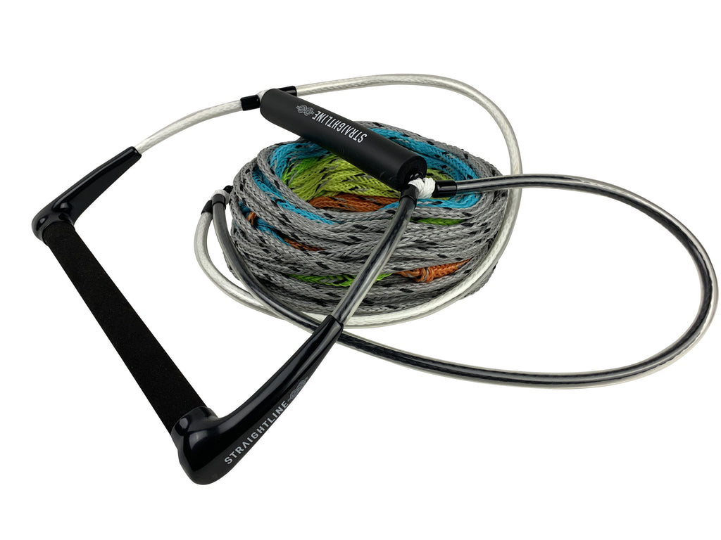 Deep V W/ 5 Section Watersports - Ropes And Handles - Ski Ropes Straightline