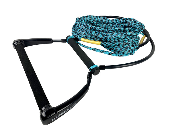 Kneeboard Combo Rope Watersports - Ropes And Handles - Ski Ropes Straightline