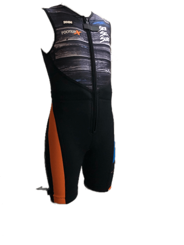 SSS Footer X Barefoot Suit
