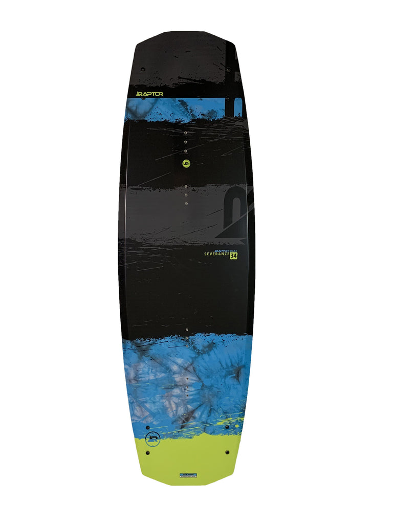 Severance Board With Boots Watersports - Wake - Boards Raptor