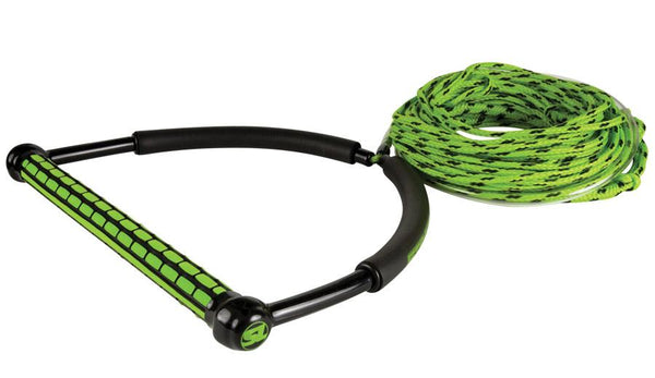 Tr9 Package Watersports - Ropes And Handles - Wake Ropes Straightline Green