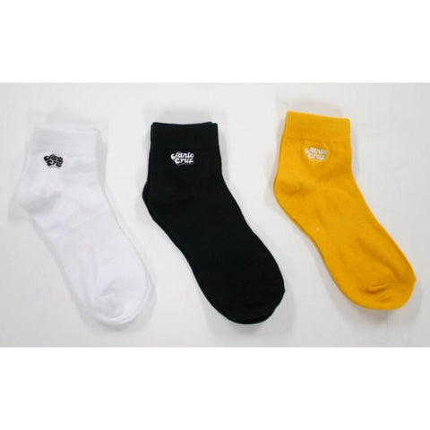 VALLEY SOCK 3PK