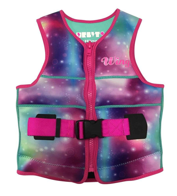 Junior Orbit Vest Unclassified Wing Cosmic 8to10
