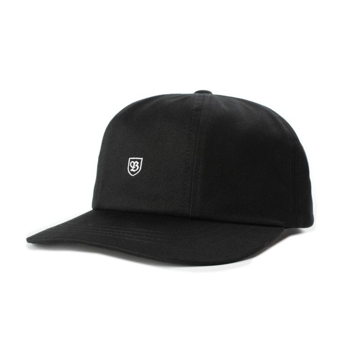 B-SHIELD III CAP Accessories - Mens - Hats - Flat Brixton BLACK OSFA